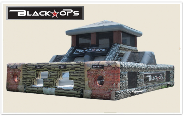 Black Ops Obstacle Course