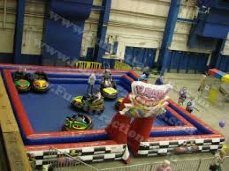 Bumper Cars with Arena