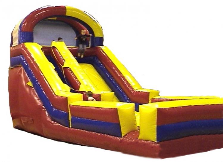 18' Giant Slide