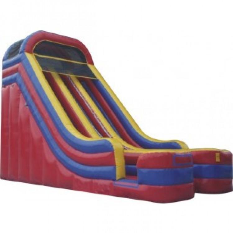 Large 24' Double Bay Slide