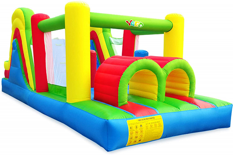 25' Kiddie Obstacle Course