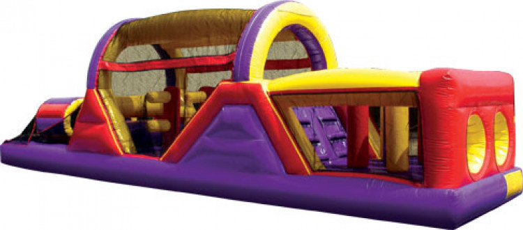 40' Junior Obstacle Course