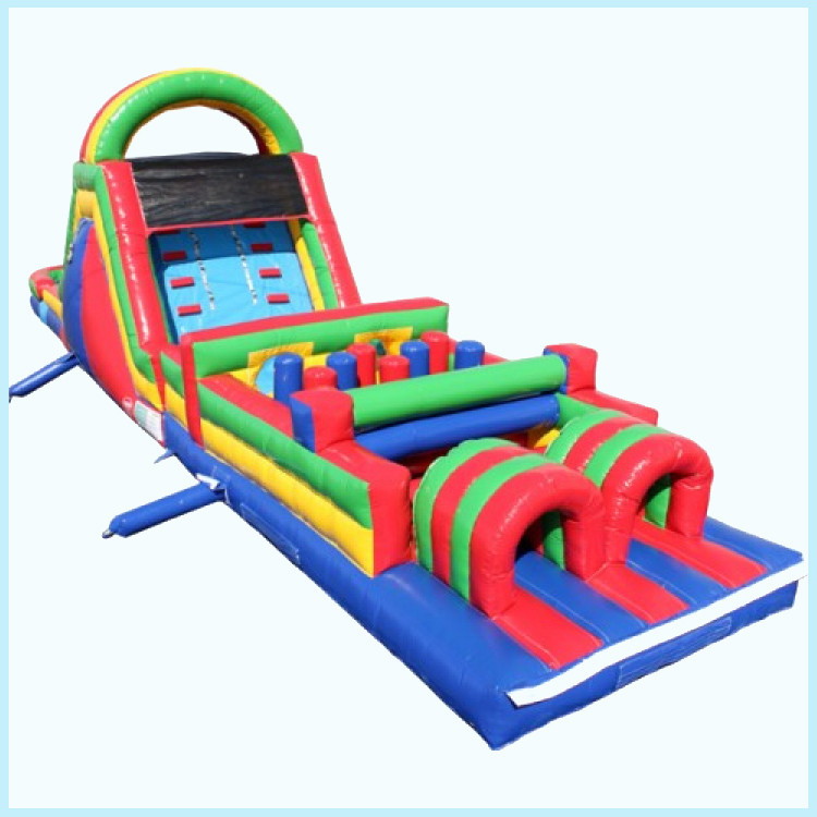 45' 2 Piece Obstacle Course