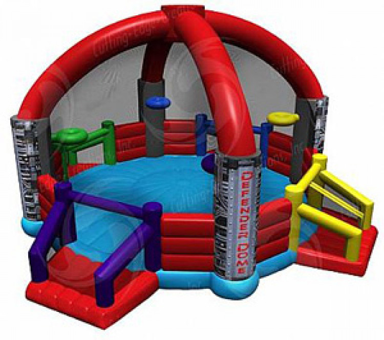 Defender Dome/Multi Sport Arena (4 in 1 sports)