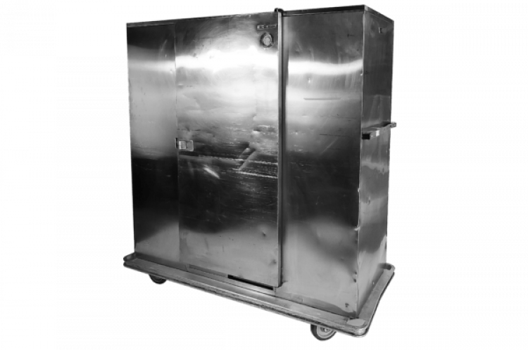 Electric Hot Box for Plated Dinners