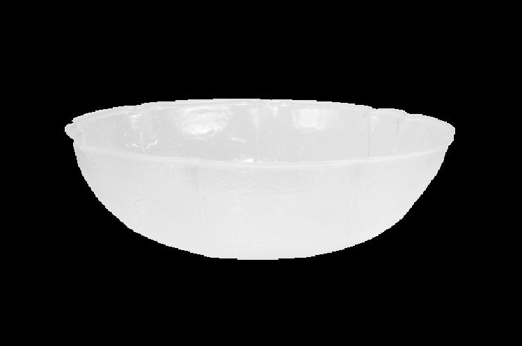 Plastic Serving Bowls  (4 Quart)